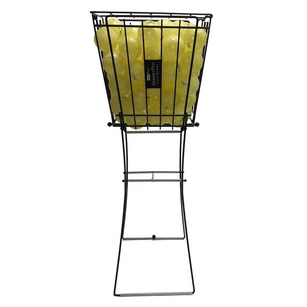 MasterPro Stand-Up 72 Ball Hopper (Tennis or Pickleball)
