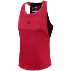 Adidas Women's US Open Tennis Tank (Energy Pink/Dark Burgundy) - Adidas