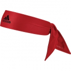 Adidas Tennis Tie Band (Scarlet/Black Reversible) - Adidas Tennis Apparel