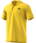 Adidas Men's Barricade Tennis Polo (Equestrian Yellow/Black) - MAP Products