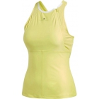 Adidas Women's by Stella McCartney Barricade Tennis Tank (Aero Lime) - Women's Tank Tops