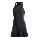Adidas Women's by Stella McCartney Barricade Tennis Dress (Black) - Adidas Women's Tennis Dresses, Jackets & Pants