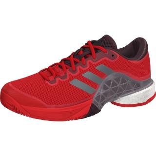 Adidas Mens Barricade Boost 2017 Clay Tennis Shoes