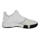 Adidas Men's GameCourt Wide Tennis Shoes (White/Black/Grey) - How To Choose Tennis Shoes
