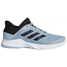Adidas Men's Adizero Club Tennis Shoes (Black/Ash Grey) - Adidas adiZero Tennis Shoes