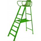 Putterman Deluxe Umpire Chair (Green) - Tennis Equipment Types