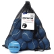 Gamma Bag-O-Balls, 18 Pressureless Tennis Balls (Blue) - Tennis Gift Ideas - Performance Racquets, Bags, Shoes and Apparel