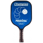 Pickle-Ball Champion Paddle (Blue) - Tennis Court Equipment
