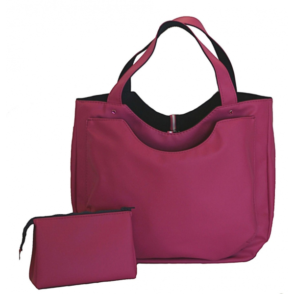 40 Love Courture Crushed Berry Charlotte Tote