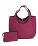 40 Love Courture Crushed Berry Charlotte Tote - Tennis Tote Bags