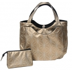 40 Love Courture Starburst Penny Charlotte Tote - Designer Tennis Bags - Luxury Fabrics and Ultimate Functionality