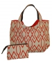 40 Love Courture Zig Zag Charlotte Tote - Tennis Racquet Bags
