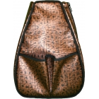 40 Love Courture Copper Croc Sophie Backpack - Designer Tennis Backpacks