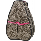 40 Love Courture Cheetah Sophie Backpack - Designer Tennis Backpacks