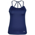 DUC Chic Women's Tank (Navy) - DUC Women's Team Tennis Tops