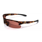 Maxx Cinco HD Sport Sunglasses (Tortoise) - Tennis Accessory Brands