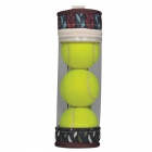 cinda b Autumn Day Tennis Ball Case -