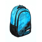 Prince 2016 Club Backpack Tennis Bag (Black/ Blue) - Prince Tennis Bags