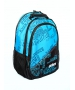 Prince 2016 Club Backpack Tennis Bag (Black/ Blue) - Tennis Bag Types