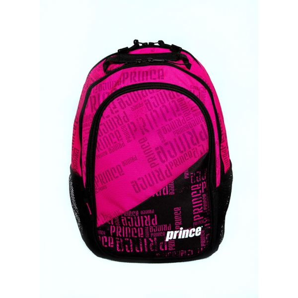 Prince Club Backpack Tennis Bag (Black/Pink) from Do It Tennis