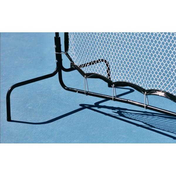 Courtmaster Deluxe Tennis Rebound Net and Frame 9'W x 7'H