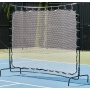 Courtmaster Deluxe Tennis Rebound Net and Frame 9'W x 7'H, #221 (USED)
