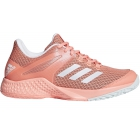 Adidas Women's Adizero Club Tennis Shoes (Chalk Coral/White/Blue Tint) - Women's Tennis Shoes