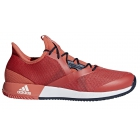 Adidas Men's Adizero Defiant Bounce Tennis Shoes (Trace Scarlet/White/Night Navy) - Tennis Shoes