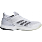 Adidas Women's Adizero Ubersonic 3.0 Tennis Shoes (White/Black) - Adidas