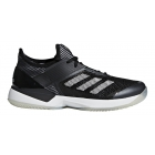 Adidas Women's Adizero Ubersonic 3.0 Clay Court Tennis Shoes (Core Black/White) - Adidas
