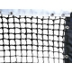 Courtmaster Pro Tour Tennis Net - Double Braided