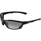 Maxx Smoke Polarized Cobra Sunglasses (Black) - Tennis Accessory Types