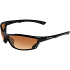 Maxx HD Polarized Cobra Sunglasses (Black) - Tennis Accessory Brands