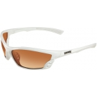 Maxx HD Polarized Cobra Sunglasses (White) - Tennis Accessory Brands