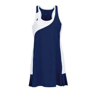 DUC Control Women's Tennis Dress (Navy)