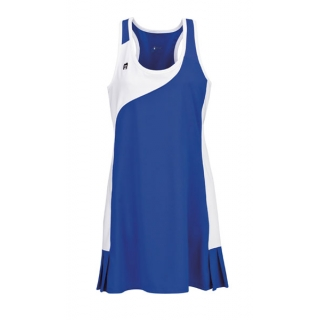 DUC Control Women's Tennis Dress (Royal)
