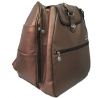 Jet Copper Penny Cooljet Tennis Bag - Jet Cooljet Tennis Bags