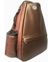 Jet Copper Penny Small Sling Convertible - Jet Small  Convertible Tennis Bags