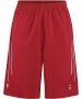 DUC Dyno Men's Tennis Shorts (Red) (Team) - Men's Team Apparel