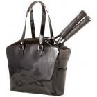 Cortiglia Belvedere Nero  Tote (Black) - Tennis Bag Brands