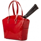Cortiglia Belvedere Rossi  Tote (Red) - Clearance: Discount Prices on Ladies Tennis Bags