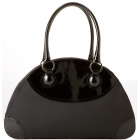 Cortiglia Sonoma Nero  Tote (Black) - Tennis Bag Brands