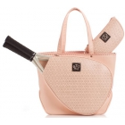Court Couture Savanna Perforated Cotton Candy - Tennis Tote Bags