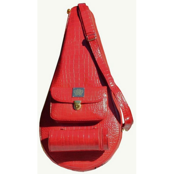 Court Couture Barcelona Tennis Bag (Scarlet Red)