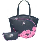 Court Couture Cassanova  Bag (Pink Daisy) - Court Couture Tennis Bags