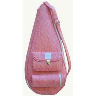 Court Couture Junior Barcelona Tennis Bag (Pink)