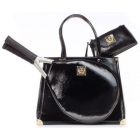 Court Couture Karisa Noir  Bag - Tennis Tote Bags