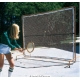 Courtmaster Deluxe Tennis Rebound Net and Frame 9'W x 7'H #221  - Best Sellers