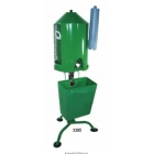 Courtmaster Royale Aluminum Water Cooler Stand w/ Hood - Tennis Court Equipment