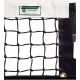 Courtmaster Tidyfit Tennis Net - Single Braided